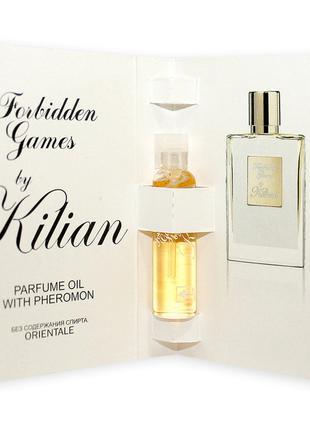 Kilian Forbidden Games OIL 5 ml Original mini масло 5 мл