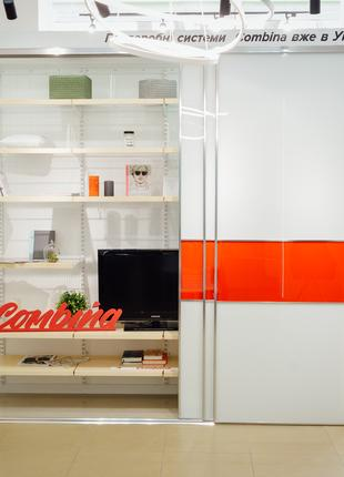Системы хранения, гардеробные системы Combina