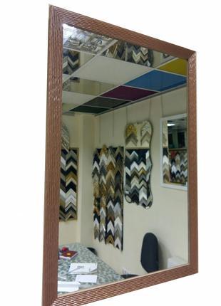 Зеркало в багете 855*580мм