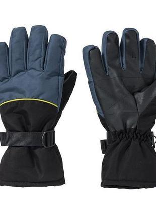 Лыжные перчатки, краги на thinsulate р. 8,5 crivit, германия