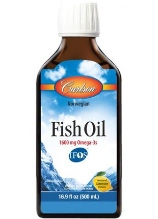 Рыбий жир Омега-3 (Fish oil)