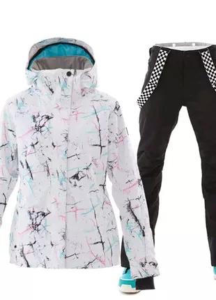 Лыжный костюм. Костюм для сноуборда.
