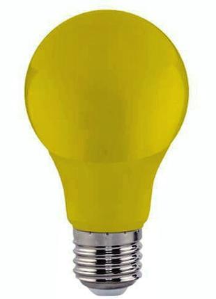 Светодиодная лампа SL-03Y 3W E27 A55 220V