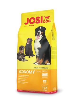 Сухой корм для собак Josera JosiDog Economy, 18 кг