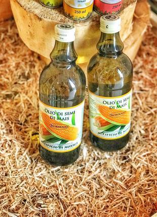 Масло кукурузное Olio di semi di Mais Кукурудзяна олія Mais olio