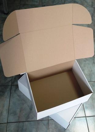 Коробки самосборные из гофрокартона