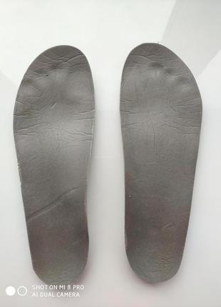 Ортопедические индивидуальные стельки 23,8 см