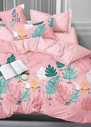 🎀🎁Комплект постельного белья сатин люкс 100% хлопок