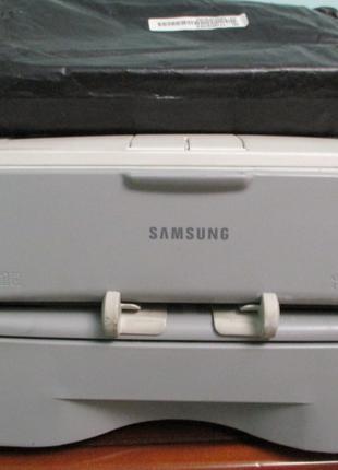 Принтер лазерный ML-1710P + запасной катридж;кабеля питания