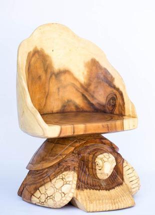 Оригинальный стул из массива дерева 50x70 см. BST 530620