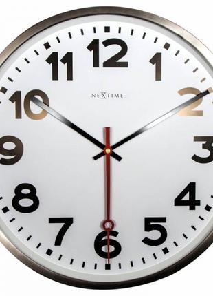 Часы настенные 55 см. белые Нидерланды 410632