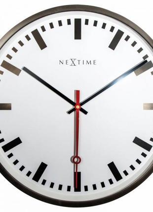 Часы настенные 55 см. белые Нидерланды 410633