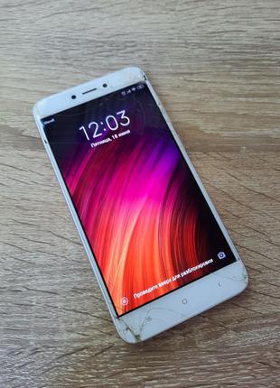 Смартфон Xiaomi Redmi 4x 3/16Gb Rose Gold