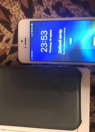 Iphone 5se 64 gb rose gold