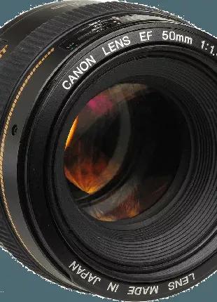 Аренда Объектив Canon EF 50mm f1.4 USM
