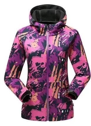 Женская куртка, ветровка, куртка для фитнеса, спортивная куртка.