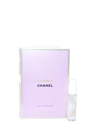 Chanel Chance Eau Tendre Eau de Parfum vial spray