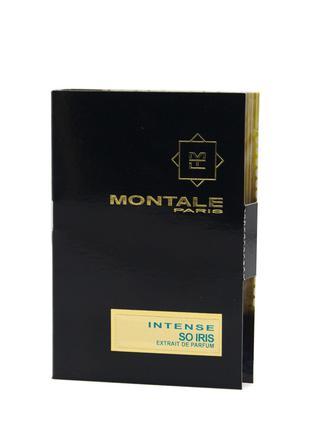 Montale Intense So Iris - vial spray