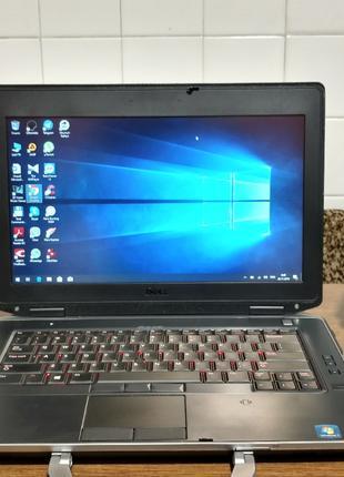 Армійський ноутбук Dell E6430 ATG, 14''HD+, i5,8GB,256 SSD,Nvidia