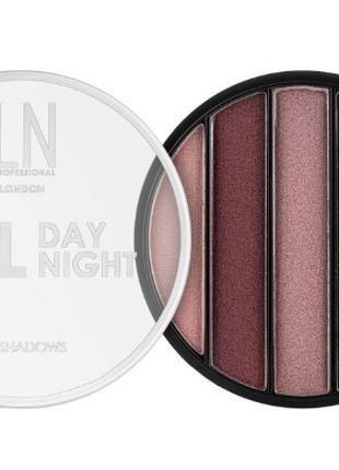 Тени для век LN Professional All Day All Night Eyeshadows №03