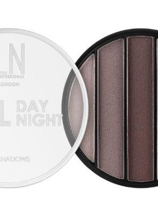 Тени для век LN Professional All Day All Night Eyeshadows №01