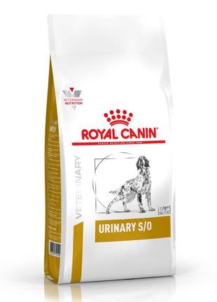 Корм для собак Royal Canin Urinary SO,2 кг.
