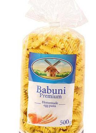 Спирали Babuni Premium 500г, яичные