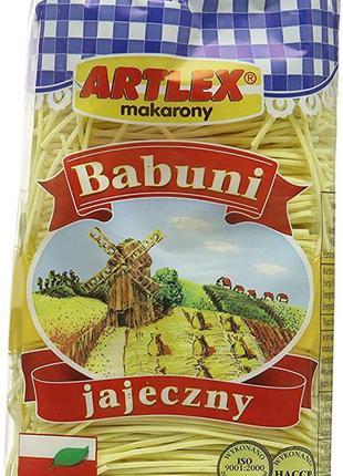 Паутинка / вермишель Pasta Babuni Jajeczny 250г
