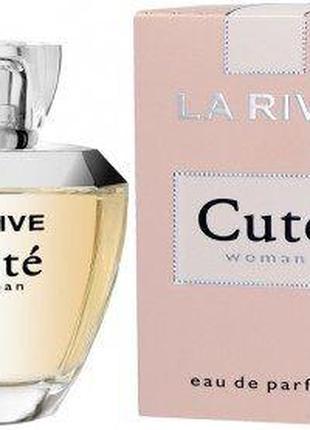 Парфюмированная вода для женщин La Rive CUTE 100мл