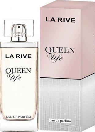 Парфюмированная вода для женщин La Rive QUEEN of LIFE 75мл