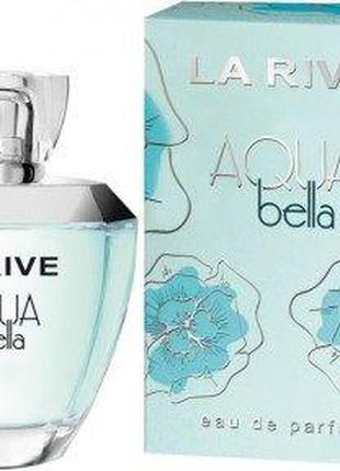 Парфюмированная вода для женщин La Rive AQUA BELLA 100мл