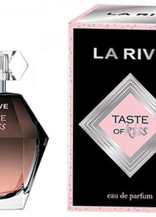 Парфюмерная вода для женщин La Rive TASTE of KISS 100мл
