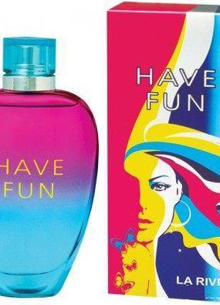 Парфюмированная вода для женщин La Rive HAVE FUN 90мл