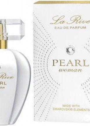 Парфюмированная вода для женщин La Rive PEARL SWAROVSKI 75мл