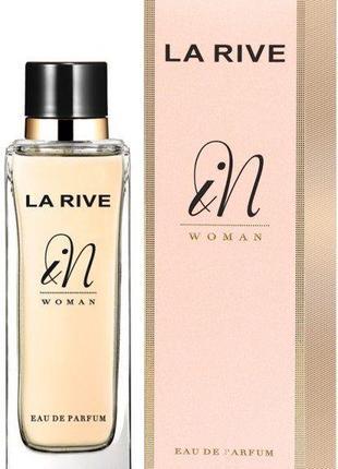Парфюмированная вода для женщин La Rive IN WOMAN 90мл