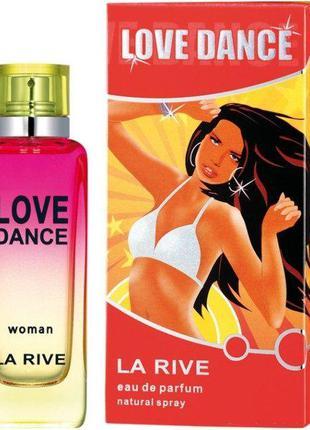 Парфюмированная вода для женщин La Rive LOVE DANCE 90мл