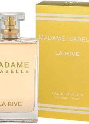 Парфюмированная вода для женщин La Rive MADAME ISABELLE 90мл