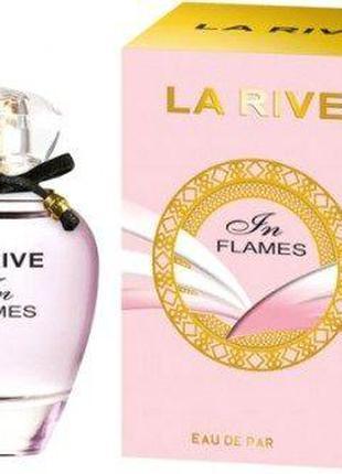 Парфюмированная вода для женщин La Rive IN FLAMES 90мл