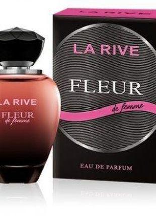 Парфюмированная вода для женщин La Rive Fleur de Femme 90мл