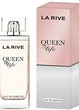 Туалетная вода для женщин La Rive QUEEN of LIFE 30мл