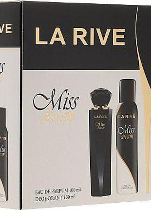 Набор парфюмированный для женщин La Rive Miss Dream