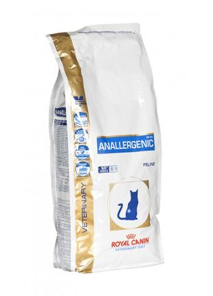 Корм для кошек  Royal Canin Anallergenic Feline, 2 кг