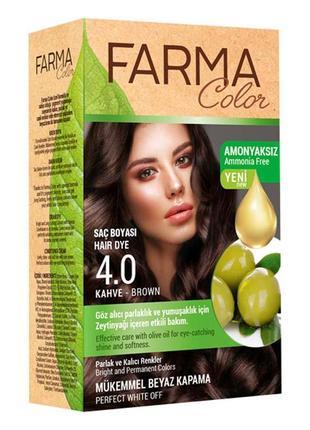 Крем-фарба для волосся farma color