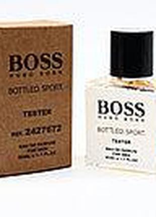 Мужская Туалетная вода Хьюго Босс Bottled Sport 50 ML TESTER