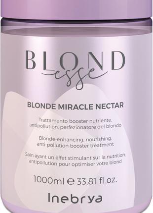 Маска для волос Inebrya Blondesse Blonde Miracle оттенков блон...