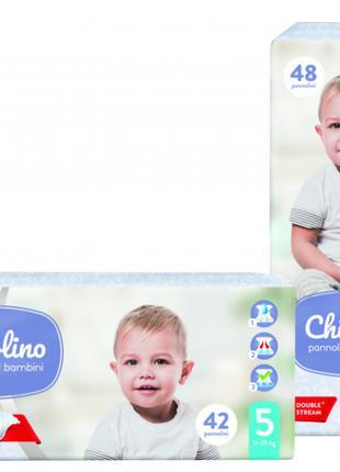 Подгузники Chicolino Junior Jumbo размер 5 (11-25 кг) 42 шт