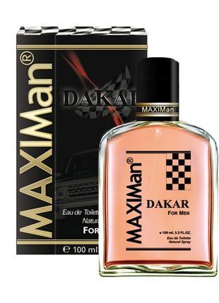 Мужская туалетная вода Aroma Perfume MaxiMan Dakar 100 мл