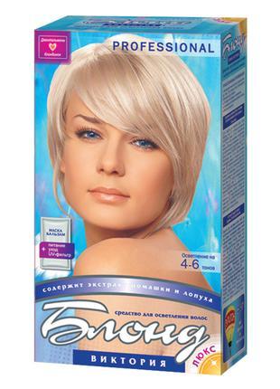 """Средство для осветления волос Элитан """"Блонд Виктория Люкс"""""""