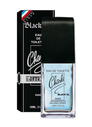 Одеколон Aroma Perfume Charle Black XL 100 мл