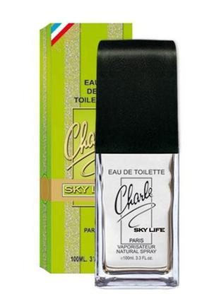 Одеколон Aroma Perfume Charle Charle Sky Life 100 мл